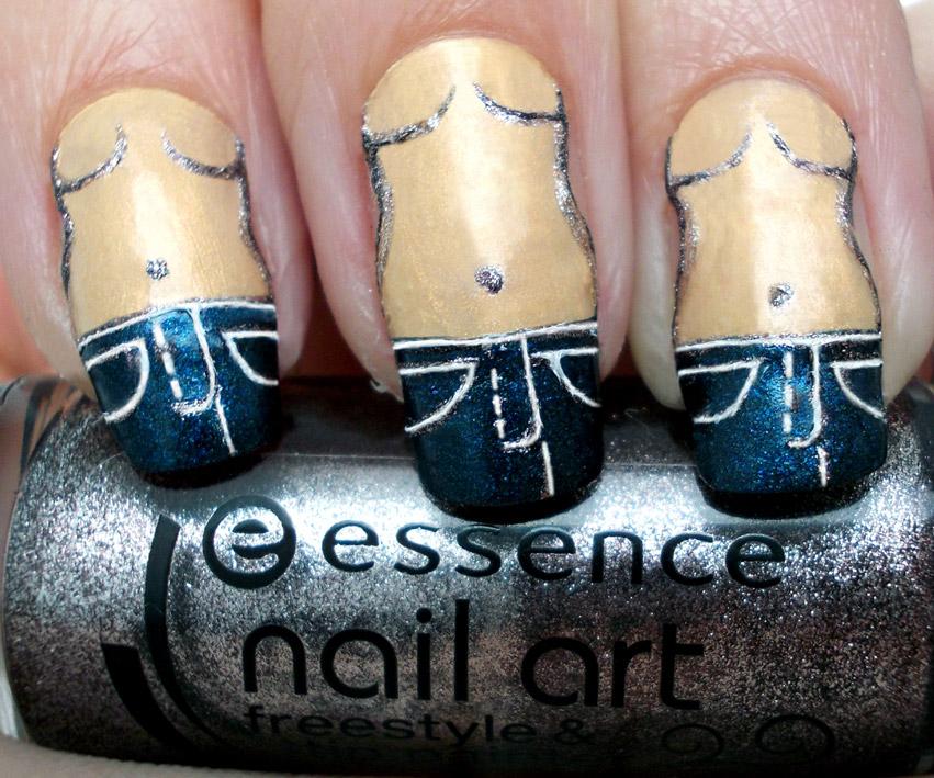 Bad Nail Art Nailarts Ideas