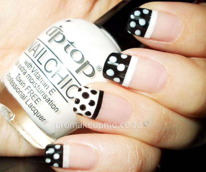 Black white polka dots promakeupme bwpolkadots2 prinsesfo Gallery