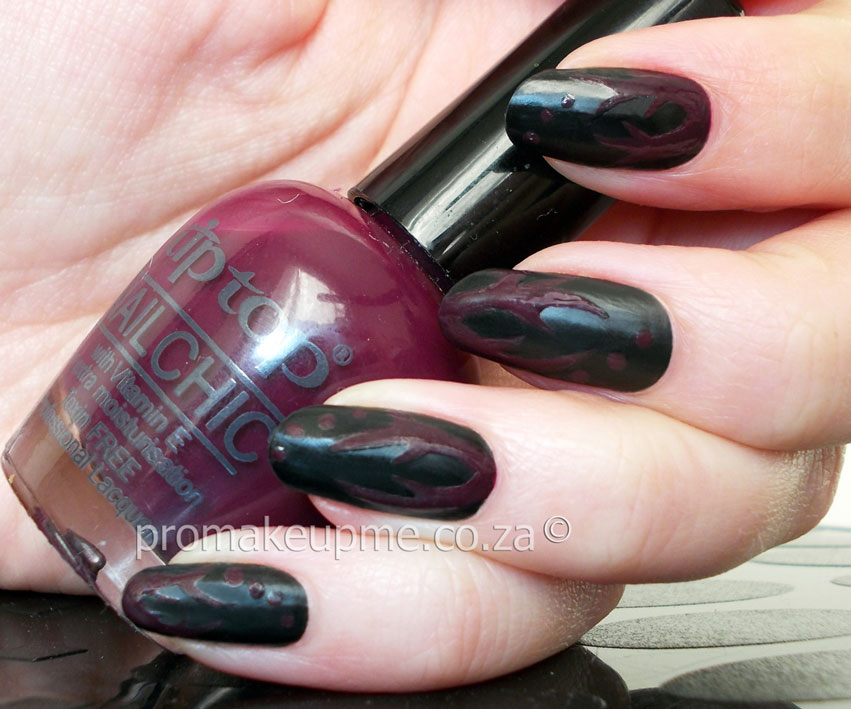 almond nail designs black solid matte long # nails #