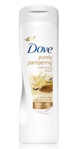 Dove Purely Pampering Nourishing Lotion - Product Review