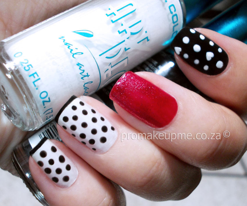 Polka dots promakeupme vday 20152 prinsesfo Choice Image