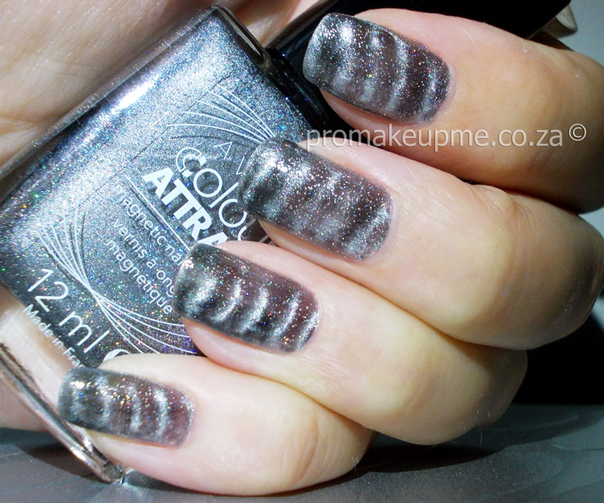 Avon Colour Attract Magnetic Nail Polish – Product Review – PROMAKEUPME