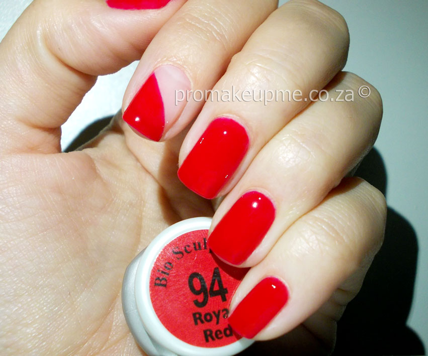 red nails – PROMAKEUPME